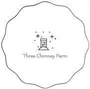 Three Chimney logo